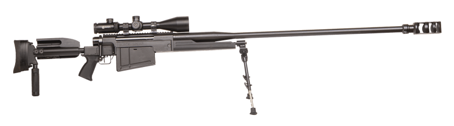Long Range Rifle M12