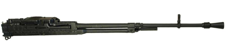 Machinegun M87